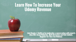 Learn How To Increase Your Udemy Revenue